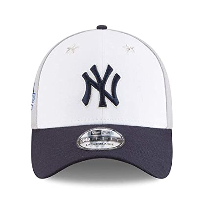 newest collection 5f706 810f4 New Era New York Yankees 2018 MLB All-Star Game 39THIRTY Flex Hat - White