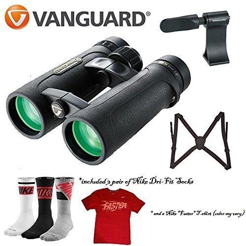 Vanguard Endeavor ED II Binocular  Sport Bundle w/ Vanguard