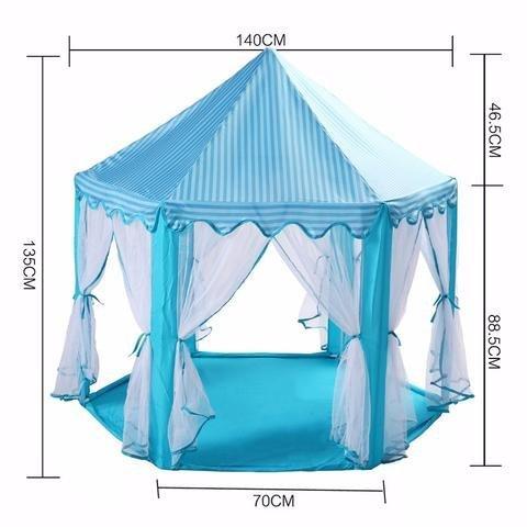 E Joy Kids Indoor Outdoor Tent Fairy Princess Castle Tent