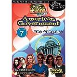 Standard Deviants School: American Government, Program Seven - The Congress (Classroom Edition) by Cerebellum Corporation