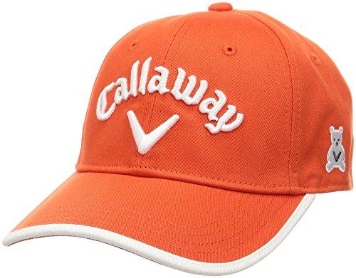 (キャロウェイ アパレル) Callaway Apparel [ レディース] 定番 ロゴ入り キャップ (サイズ調整) / 247-8984902 / 帽子 ゴルフ
