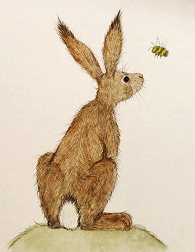 Epson Archival Poster Board - The Hare and the Bumblebee - Art Print