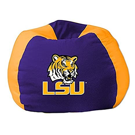 Superb Buy Northwest Ncaa Lsu Tigers Official College Bean Bag Pdpeps Interior Chair Design Pdpepsorg