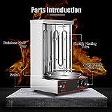 Gyro Grill Machine Electric Shawarma Grill SEAAN