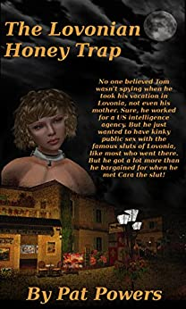 The Lovonian Honey Trap (Lovonian Adventures Book 1) (English Edition) de [Powers, Pat]