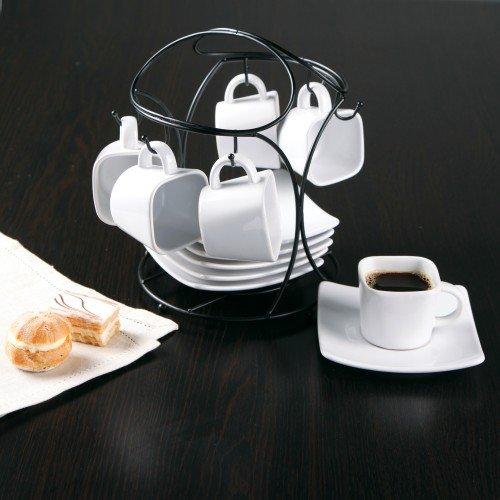 bistro espresso cups - 5