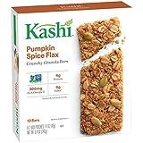 Kashi TLC Crunchy Granola Bar, Pumpkin Spice Flax, 8.4 Ounce