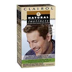 Amazon.com : Clairol Natural Instincts for Men Hair Color ...