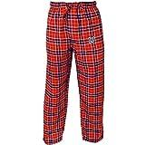 Concepts Sport Washington Nationals Men's MLB Plaid Flannel Lounge Pants