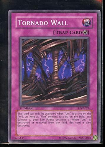 Tornado Wall 1st Edition LON-023 Yugioh Labyrinth of Nightmare NM-MT ()