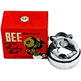 Kool Stop Bee Cycle Revolving Bicycle Bell (Chrome)