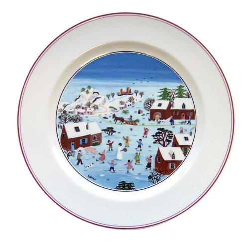 Villeroy boch villeroy boch naif christmas dinner for Villeroy boch christmas