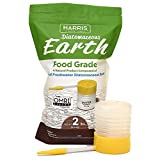 Harris Diatomaceous Earth Food Grade, 2lb w/ Free Powder Duster