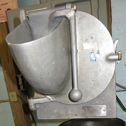 Hobart Pelican Head with Bonus Shredder Blade & 1 Meat Grinder - fits Hobart Mixer A200 & others