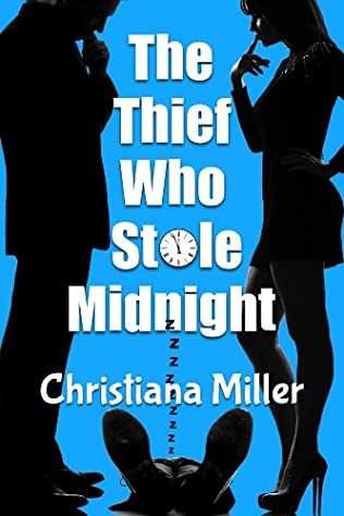 Book Cover Of The Thief Who Stole Midnight