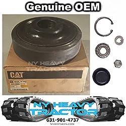 "Caterpillar 10"" Rear Bogie Wheel Kit Genuine Oem Fits Cat Caterpillar 257 Rubber Track"