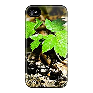 Hot Green And Brown First Grade Tpu Phone Case For Iphone 4/4s Case CoverMaris's Diary