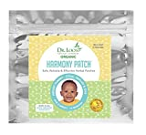 Natural, Organic, Safe, Effective Herbal Patches for Colic, Reflux, Gas Infants 2 weeks-12