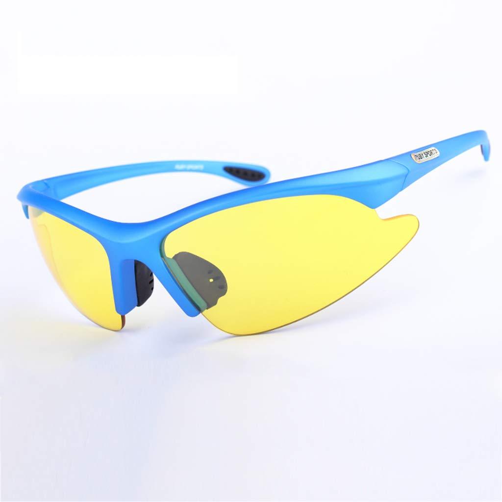 SX-CHENG Winddichte Brille - Sport Pro Radsportbrille Fahrrad UV Schutzbrille Brillen