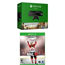 Xbox One 1TB Console - Fallout 4 Bundle with NHL 16