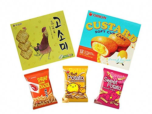 (Orion & Nongshim Variety Pack 1)