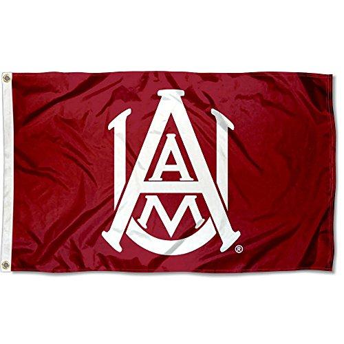 AAMU Bulldogs 3x5 College Flag