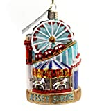 Old World Christmas Glass Blown Ornament Jersey Shore (20096)