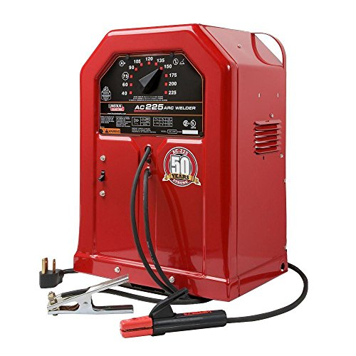LINCOLN ELECTRIC CO K1170 AC225, 60Hz Arc Welder, -