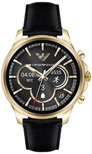 Emporio Armani Touchscreen Smartwatch - Armani Designs
