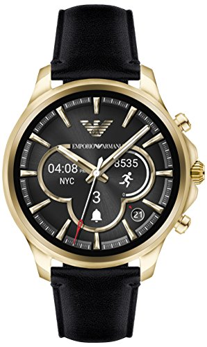 Emporio Armani Touchscreen Smartwatch - Armani New Collection