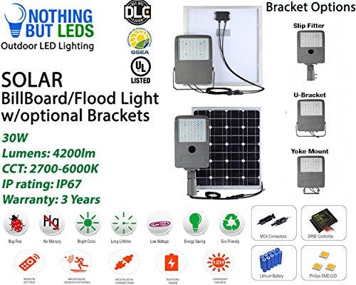 Billboard Lighting Solar