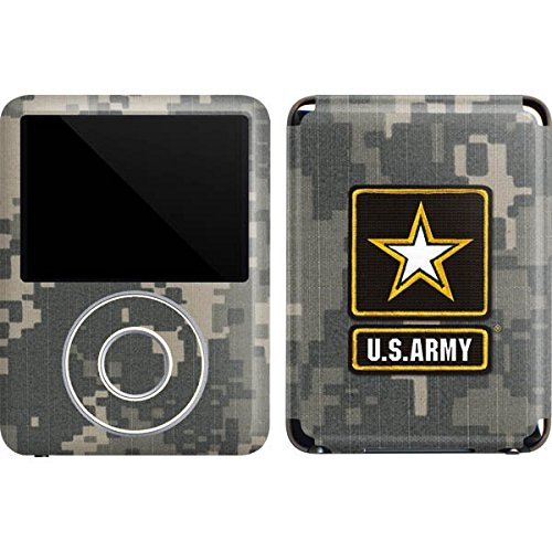 US Army iPod Nano (3rd Gen) 4GB&8GB Skin - US Army Logo on Digital Camo Vinyl Decal Skin For Your iPod Nano (3rd Gen) (Apple Ipod Nano 4 Gb Accessories)