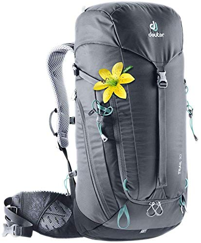 Deuter Trail - Deuter Trail 28 SL Backpacking Backpack, Graphite/Black
