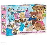 Grafix Build Your Own Bear Family