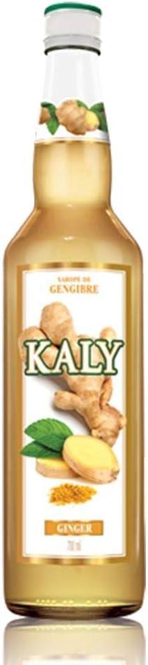 Xarope Kaly De Gengibre 700Ml por Kaly