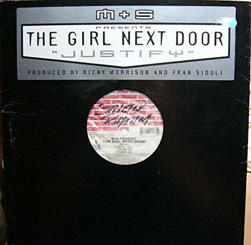 M&S Present The Girl Next Door - Justify - Strictly Rhythm - SR 12407