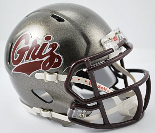 NCAA Montana Grizzlies Speed Mini Helmet (Montana Football)