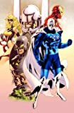 img - for Adam: Legend Of The Blue Marvel TPB book / textbook / text book