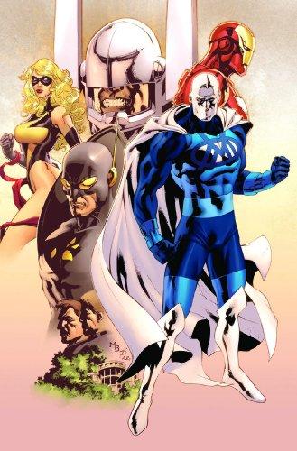 blue marvel - 1