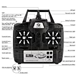 Modified TK6.0 Edition 1/16 2.4ghz Remote Control