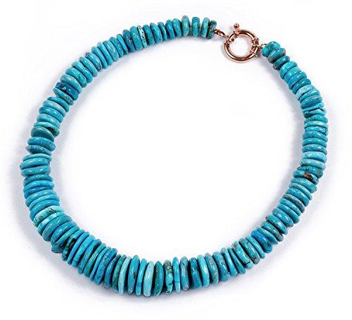 Naiade-Collier de turquoise