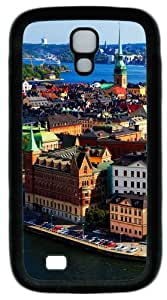 Cool Painting Samsung Galaxy I9500 Cases & Covers -Stockholm Sweden PC PC Soft Case Back Cover for SamSung Galaxy S5 I9600 (picture is Galaxy S4£©