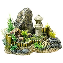 Caldex Classic Magic Of The Orient Zen Garden With Plants (One Size) (Multicolored)