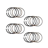 AHL 62mm Piston Rings for Yamaha YZF600R Thundercat 1997-2007 Replace 4JH-11603-00-00 (4 Sets)