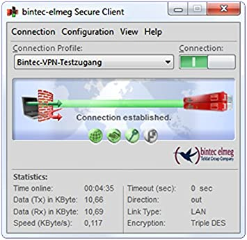 Deutsche Telekom Funkwerk Ipsec Vpn Client1 Computer Zubehör
