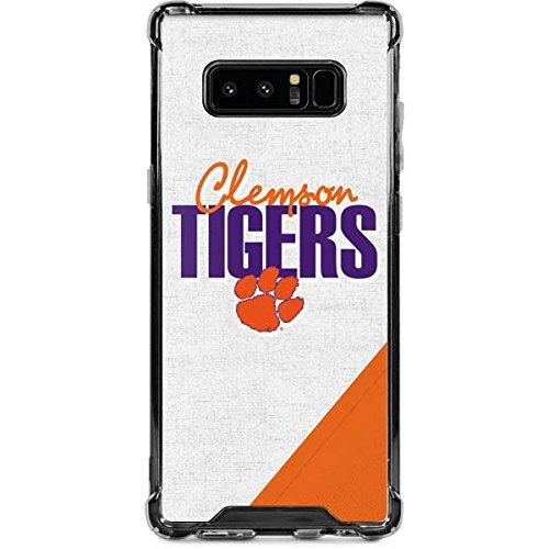 Clemson University Galaxy Note 8 Case - Clemson Tigers   Schools X Skinit LeNu Case Clemson Tigers Note