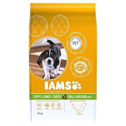 Durable Modeling Iams Puppy Junior Smallmedium Dry Dog Food 1kg