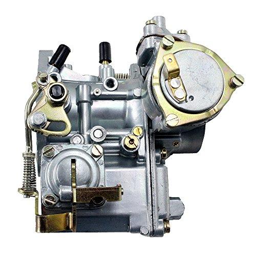 iFJF Carburetor for VW Beetles Super Beetles 1971-1979 Dual - Import