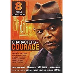 Characters of Courage - 8 Movie Pack