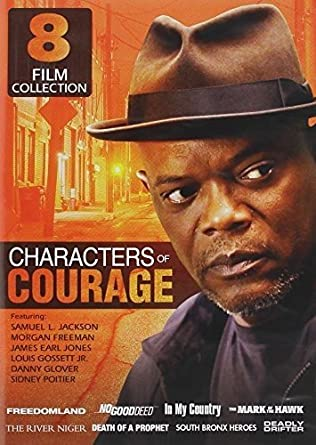 2d890c935 Amazon.com: Characters of Courage - 8 Movie Pack: Samuel L. Jackson ...